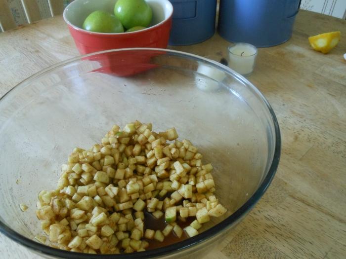 easy apple pie filling