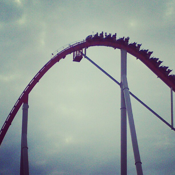 rollercoaster!